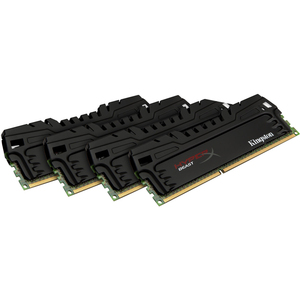 Módulo RAM Kingston HyperX - 16 GB (4 x 4 GB) - DDR3 SDRAM - 1600 MHz DDR3-1600/
