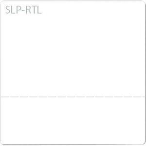 Etiqueta térmica Seiko SLP-RTL - 37 mm Ancho x 37 mm Longitud - 2 / Caja - Cuadr