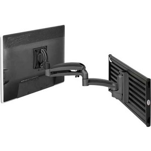 Chief K1S120B Kontour Wall Mount For Flat Panel Display - 10 Inch To 30 Inch Screen Support - 24.91 Lb ...